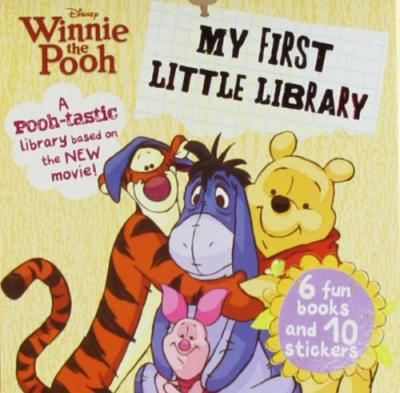 Disney Little Library - Winnie the Pooh the Movie