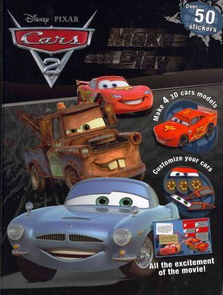 Cars 2 Make and Play