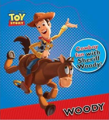 Toy Story 3 Board Book - Buzz