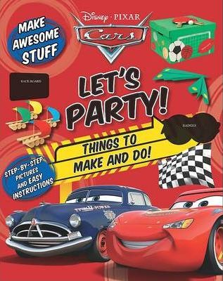Disney Cars Make and Do - My Cool Room