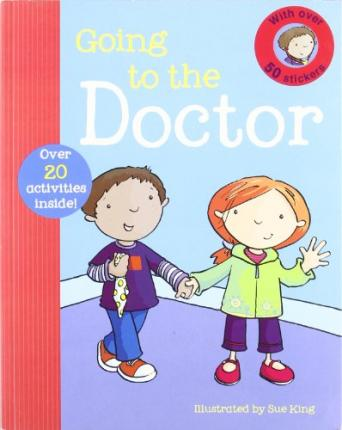 First Experience Sticker Book - Doctor