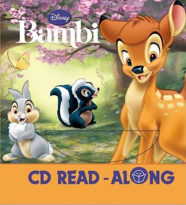 Disney Mini CD Read-alongs - Bambi