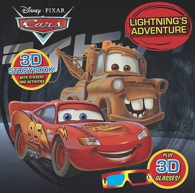 Disney Cars Picture Storybook