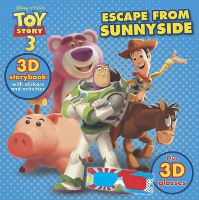Disney Toy Story 3 Picture Storybook