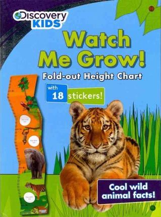 Watch Me Grow! Fold-Out Height Chart