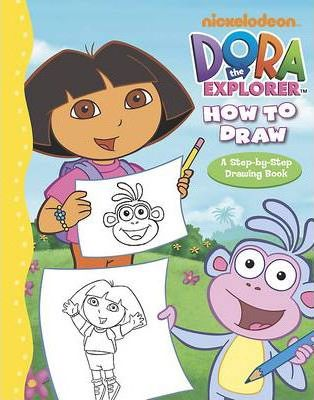 Dora How to Draw