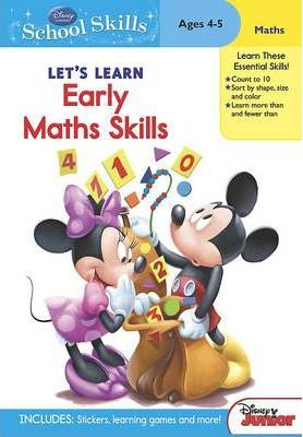 Early Maths Skills (Mickey Mouse Clubhouse) (Age 4-5)