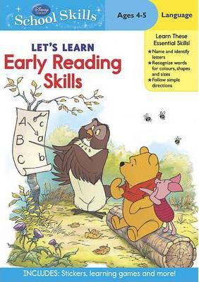 Early Reading Skills (Winnie the Pooh) (Age 4-5)