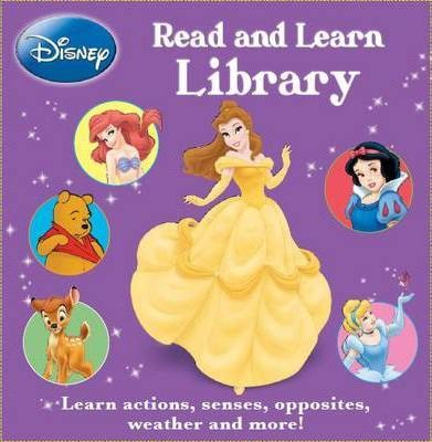 Girls - Read and Learn Library