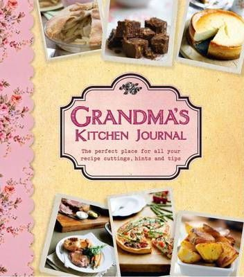 Grandma's Kitchen Journal