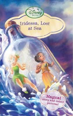 Disney Chapter Book - Iridessa Lost at Sea
