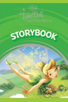 Disney - Tinkerbell Book and CD
