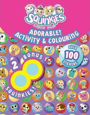 Adorable Activity and Colouring