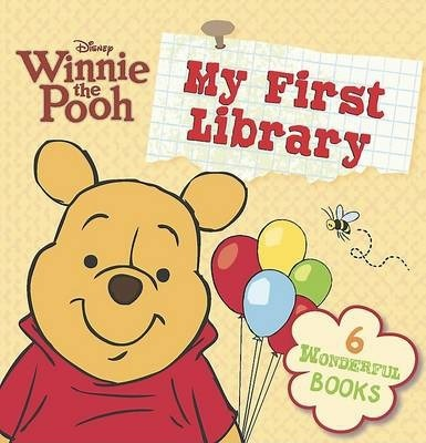Disney Large Winnie the Pooh Library
