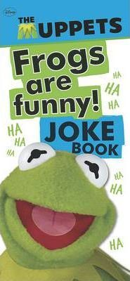 Frogs are Funny! Joke Book