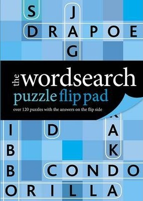 The Wordsearch Puzzle Flip Pad