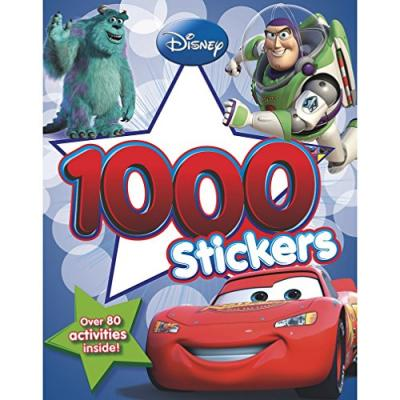 Disney Pixar 1000 Stickers