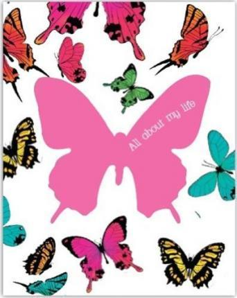 All About My Life: Butterfly