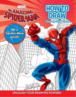 Marvel How to Draw Activity