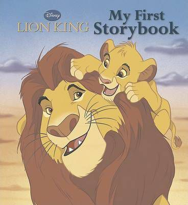 Disney Lion King - My First Storybook