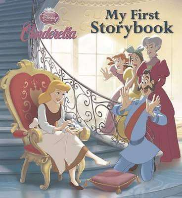 Disney Cinderella - My First Storybook