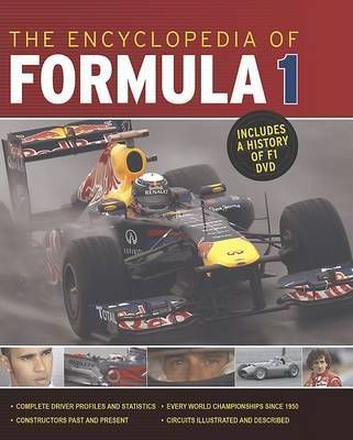 The Complete Encyclopedia of Formula 1 with Dvd