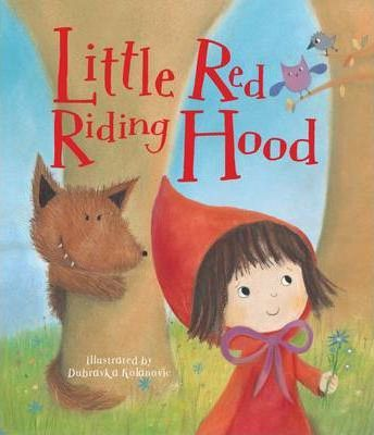 Little Red Riding Hood Fairytale Picture Book 9781445489179