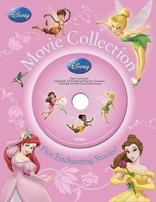 Disney Movie Collection for Girls