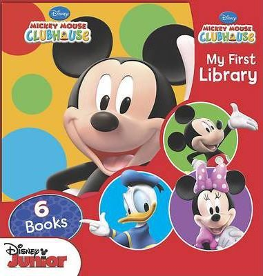 Disney Mickey Mouse Clubhouse Large Library