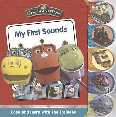 Chuggington Tabbed Board - My First Sounds