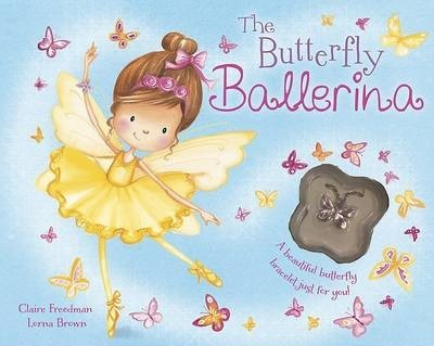 The Butterfly Ballerina Charm Book