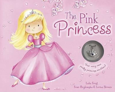 The Pink Princess Charm Book