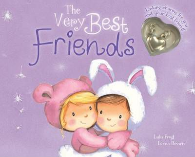The Very Best Friends Story Book with Charm