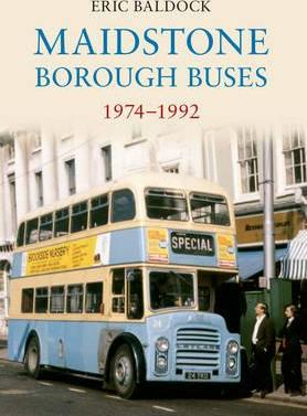 Maidstone Borough Buses 1974-1992
