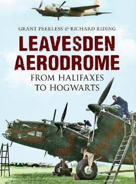 Leavesden Aerodrome : From Halifaxes to Hogwarts
