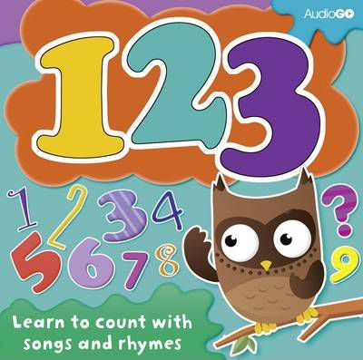 123: Learn to Count with Songs and Rhymes