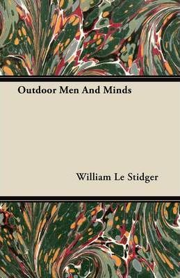Outdoor Men And Minds Cover Image