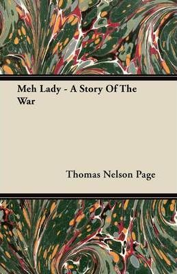 Meh Lady - A Story Of The War Cover Image