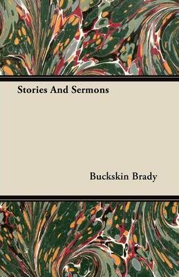 Stories And Sermons Cover Image