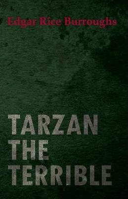 Tarzan The Terrible Cover Image