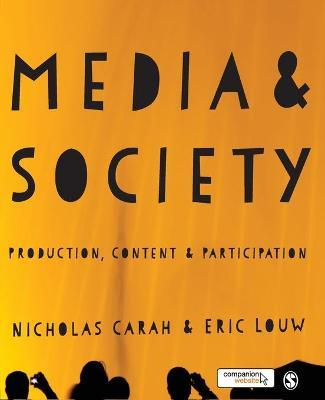 Media and Society Cover Image