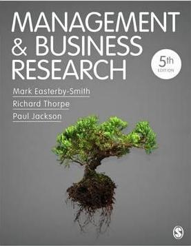 business research management
