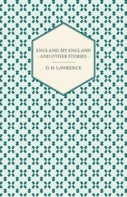 England My England And Other Stories Cover Image