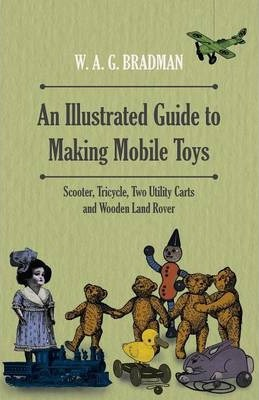An Illustrated Guide to Making Mobile Toys - Scooter