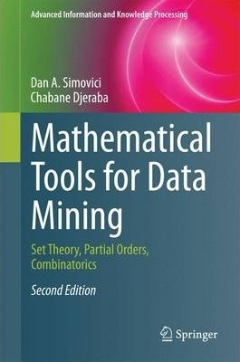 Mathematical Tools for Data Mi