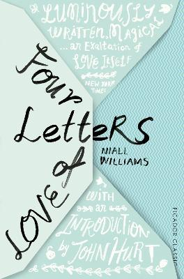 Four Letters Of Love Cover Image