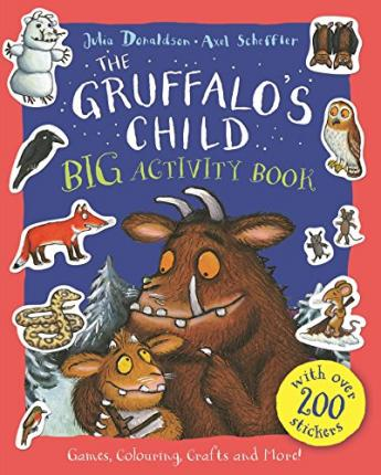 The Gruffalos Child BIG Activity Book