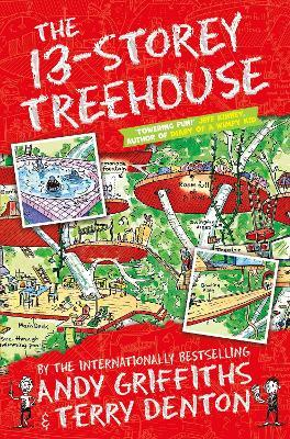 The 13-Storey Treehouse Cover Image