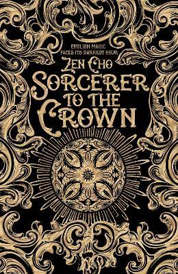 Sorcerer to the Crown Cover Image