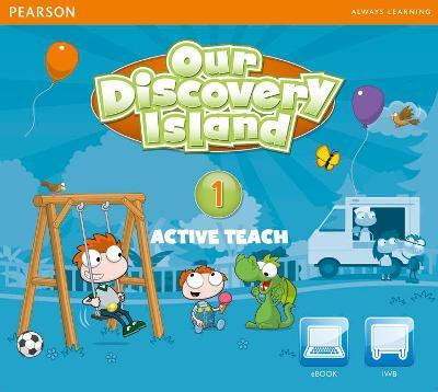 Our Discovery Island American Edition Active Teach 1